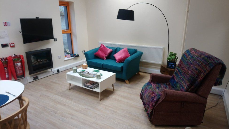 the Design Innovation Assisted Living Centre in derry