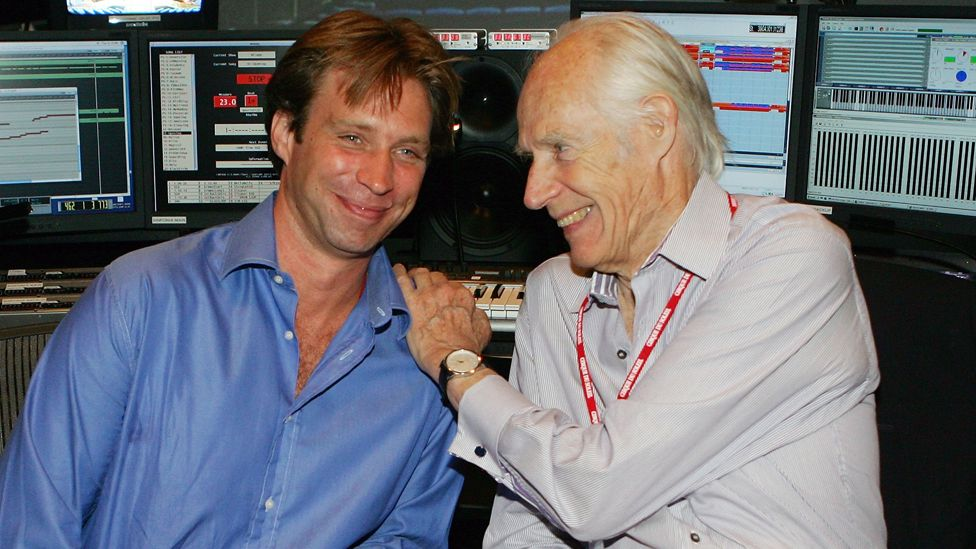 Giles and George Martin