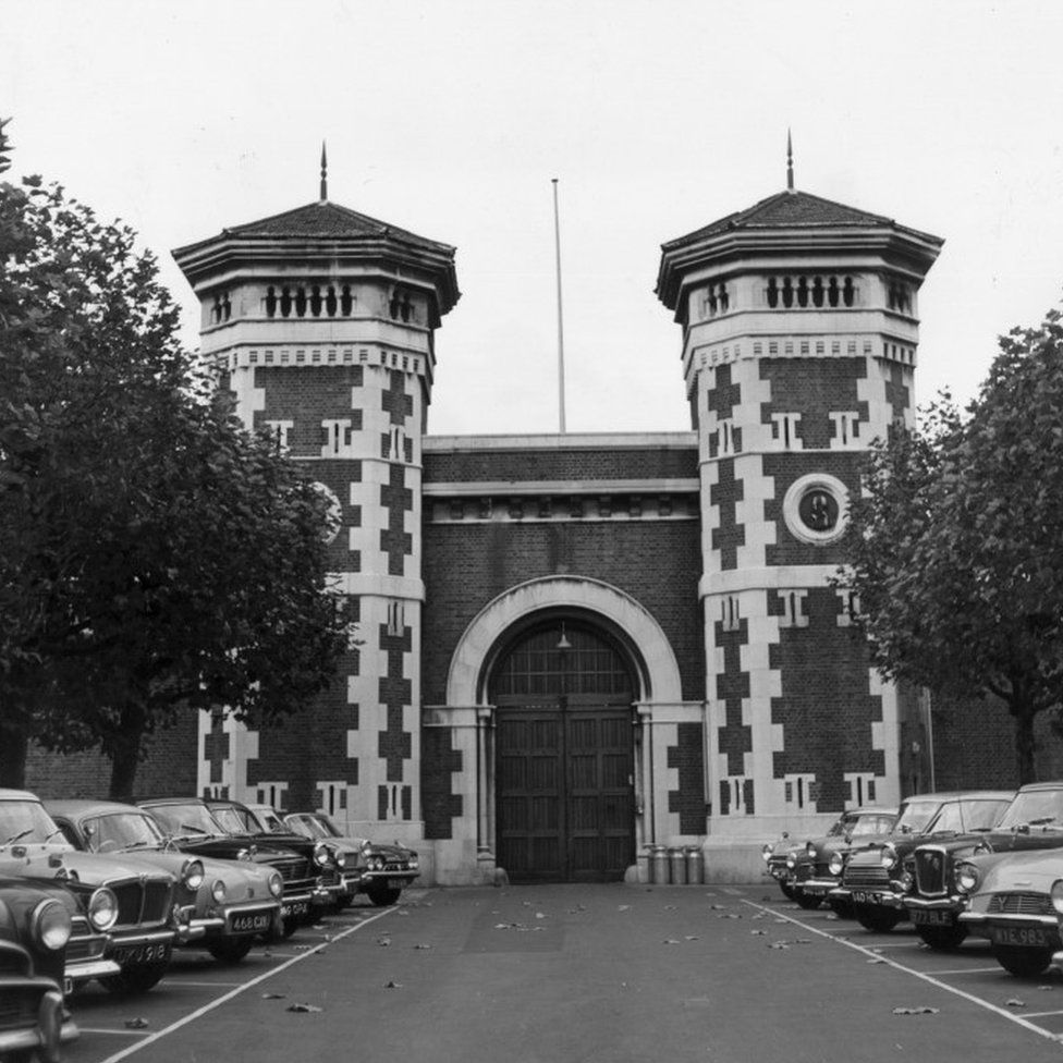 Wormwood Scrubs in the 1960s