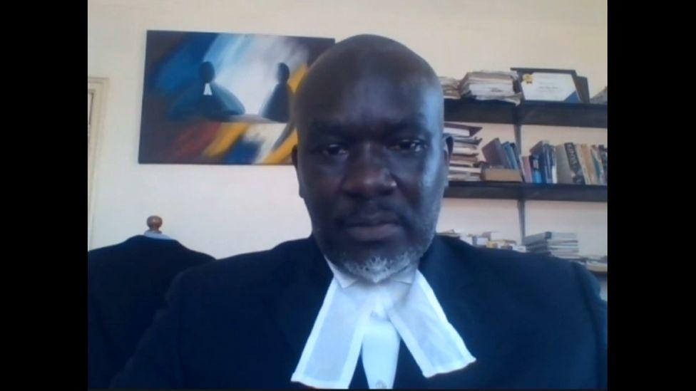 Kenyan lawyer