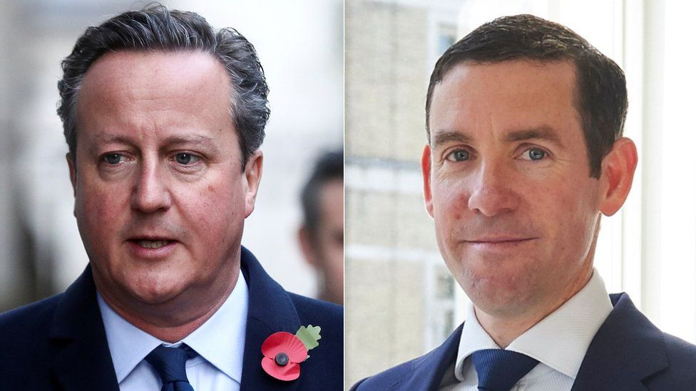 UK's David Cameron denies Greensill lobbying was for personal gain
