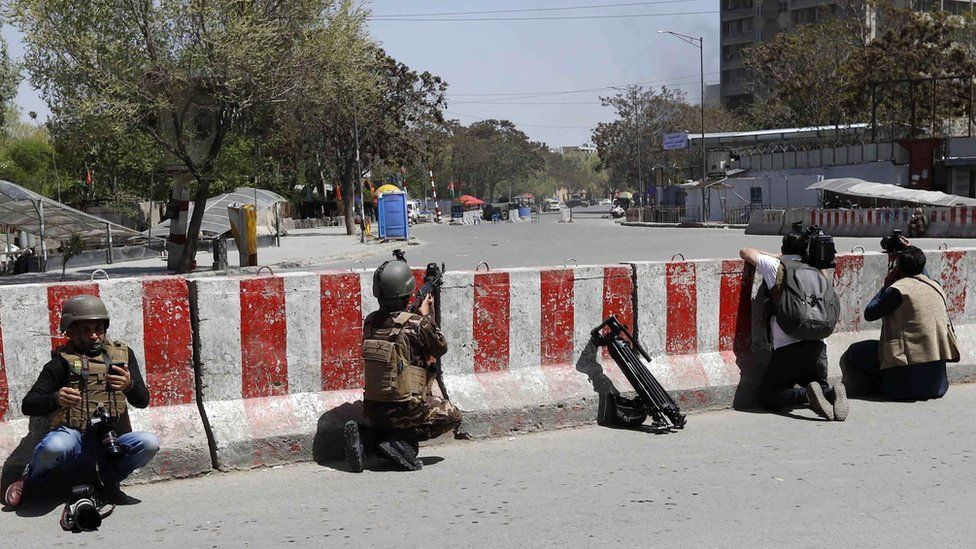 Kabul soldiers