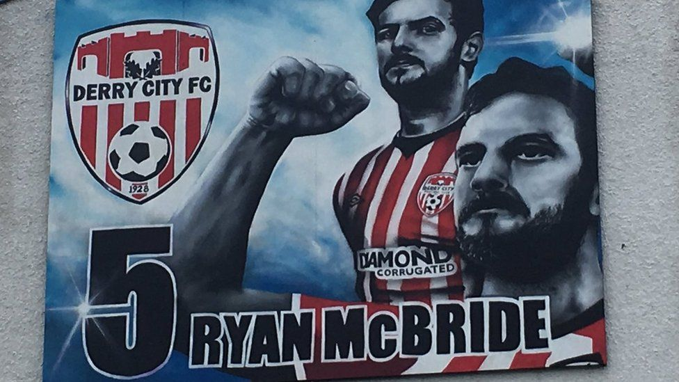 Ryan McBride memorial