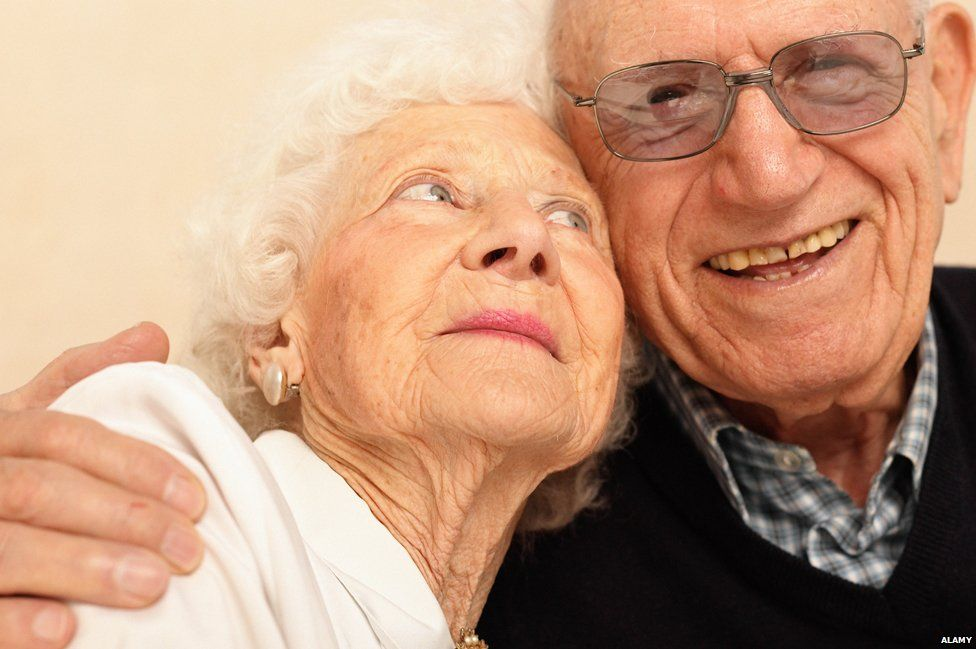 The taboo of sex in care homes for older people - BBC News