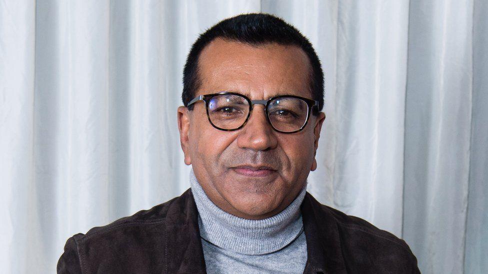 Martin Bashir pictured in November 2019