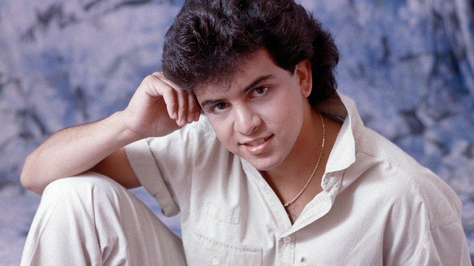Glenn Medeiros in 1987