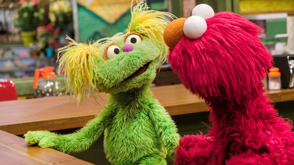 Sesame Street character Karli