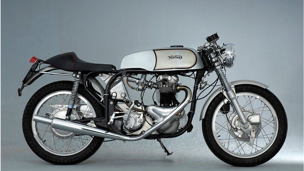 1962 Norton 650 SS