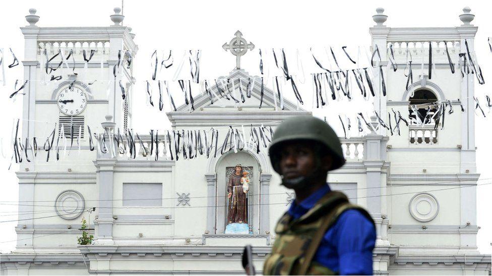 Sri Lanka attacks: Public urged to surrender swords and knives