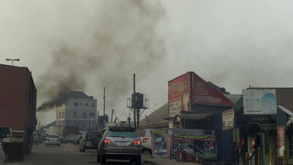 Port Harcourt, usually known as the Garden City, is now hardly recognisable under the curtain of cloud that has wrapped it since November 2016.