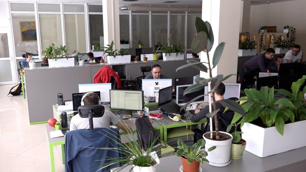 офіс Ігоря