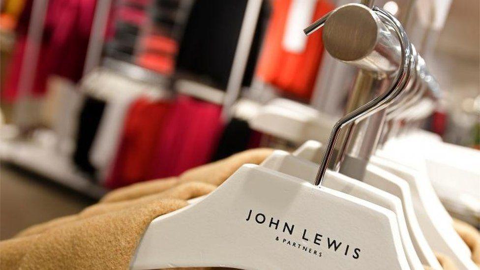 John Lewis clothes hangers