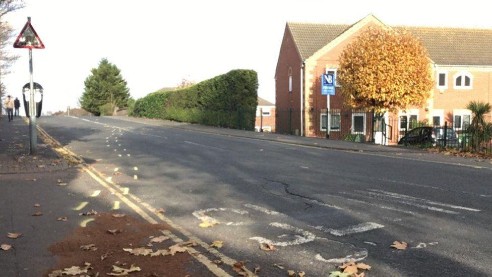 Meadow Lane in Loughborough