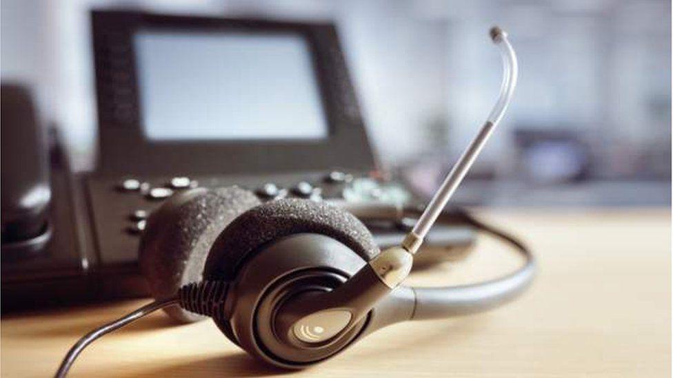 telemarketing equipment