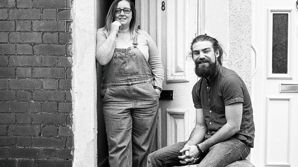 Bristol residents, Kenah and Stu