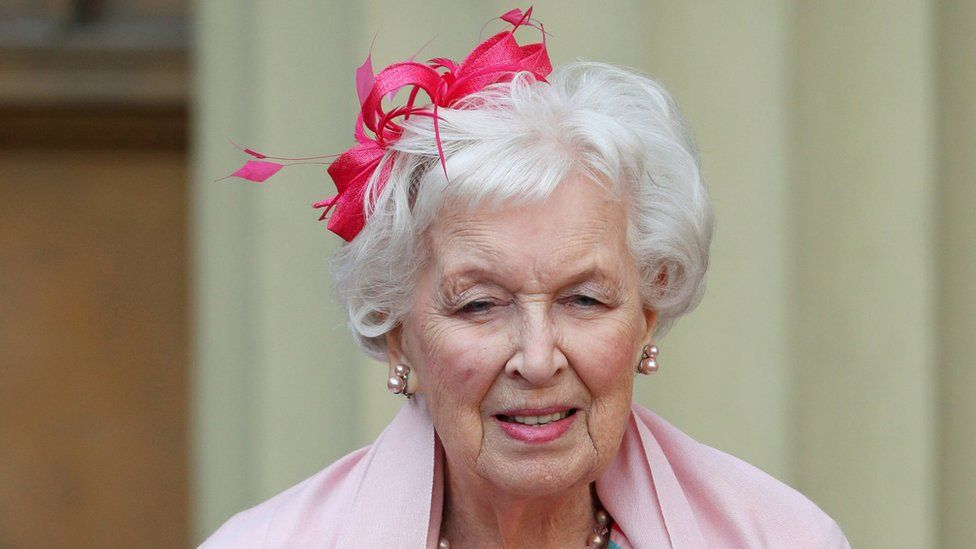 Dame June Whitfield