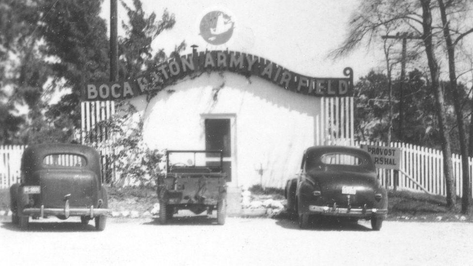 Boca Ratón, la ciudad de Estados Unidos que desarrolló un arma secreta para derrotar a los nazis
