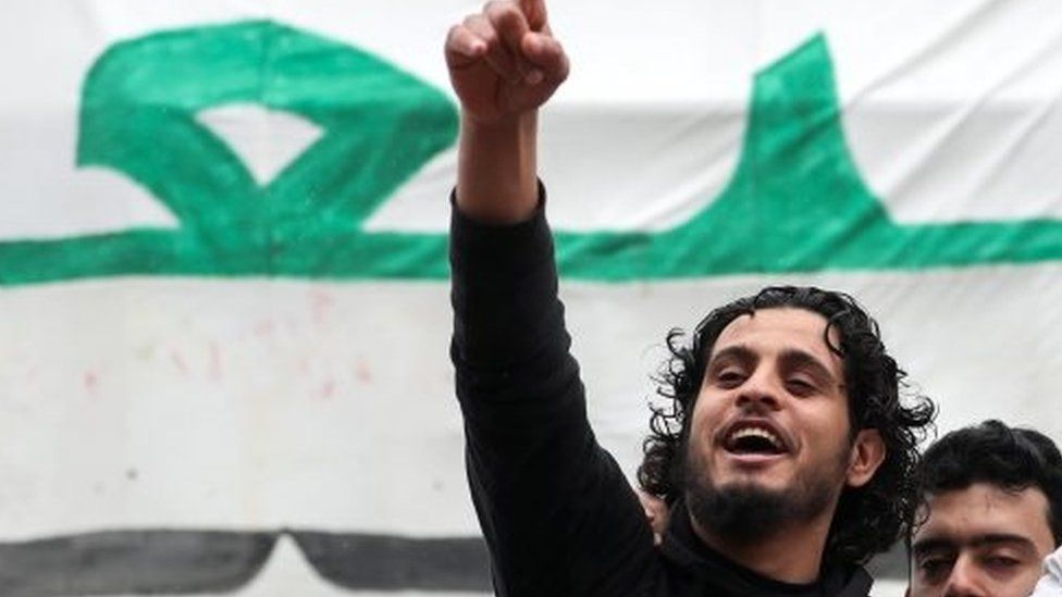 Abdel Basset al-Sarout. photo: March 2019