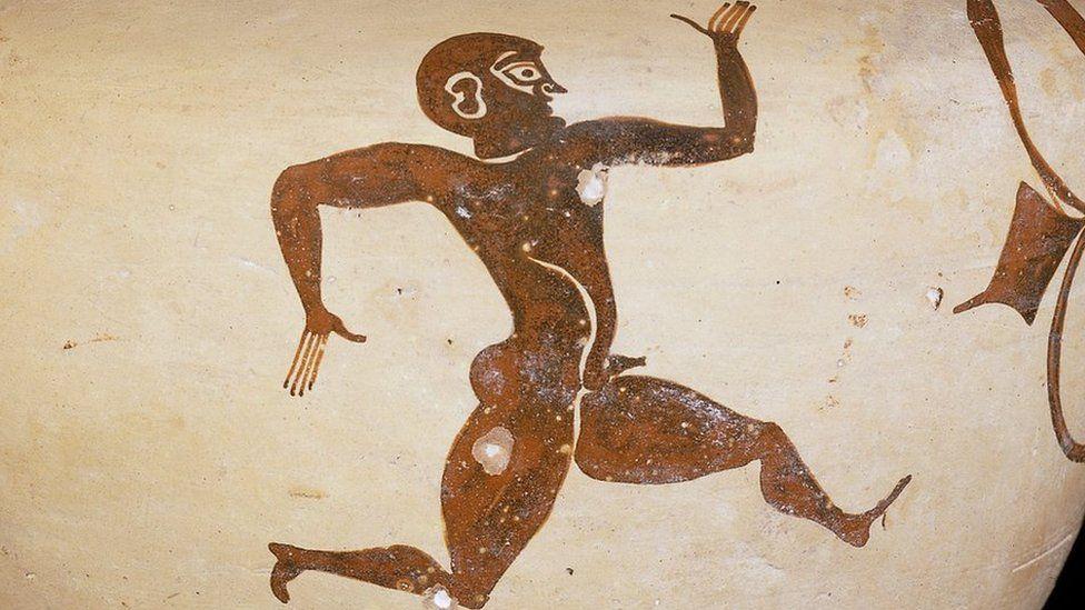Olimpiadas de Río 2016: quién fue Leonidas de Rodas, el atleta cuyo récord olímpico de hace más de 2.000 años fue superado por Michael Phelps