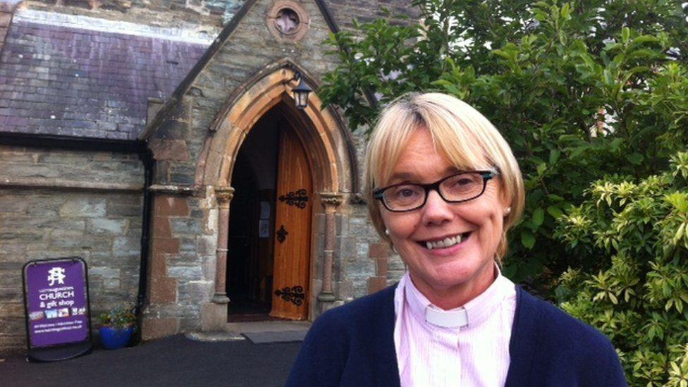 Bishop Pat Storey
