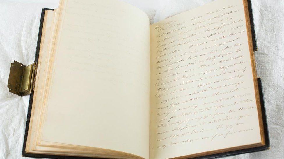 Locked diary