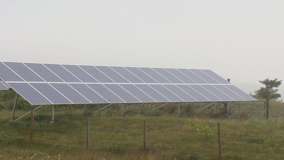 eigg solar