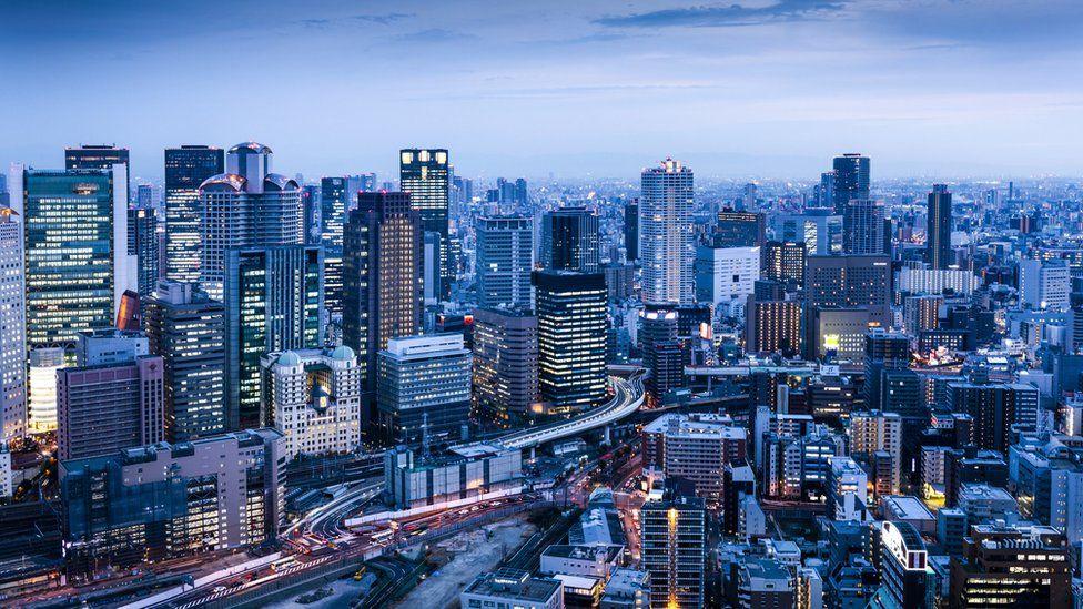 File image of Osaka