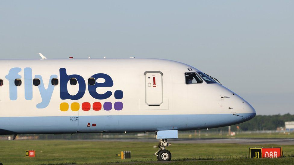 Flybe owners seek £100m government loan
