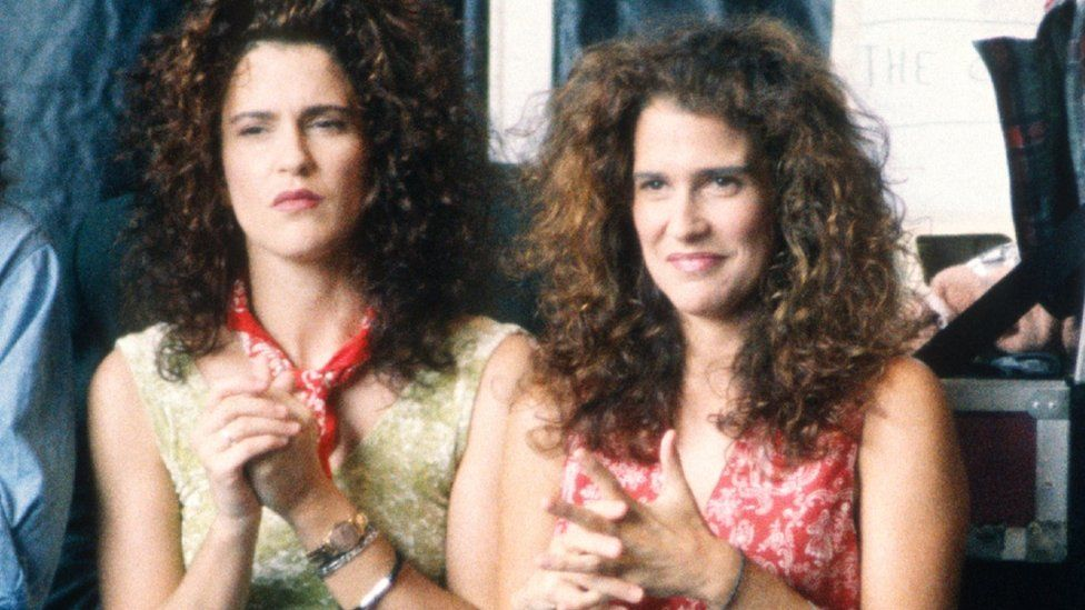 Wendy and Susannah Melvoin