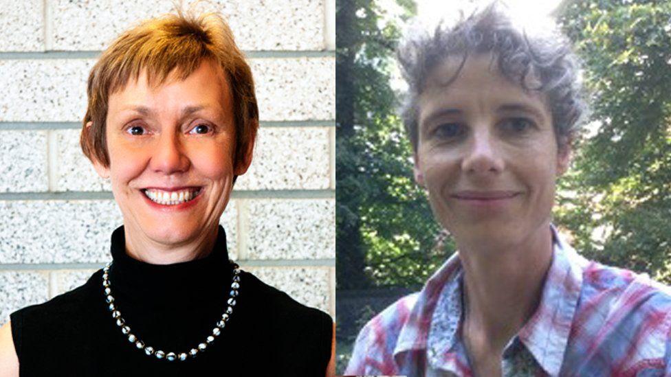 Legal experts Elizabeth Sheehy and Elaine Brooks Craig