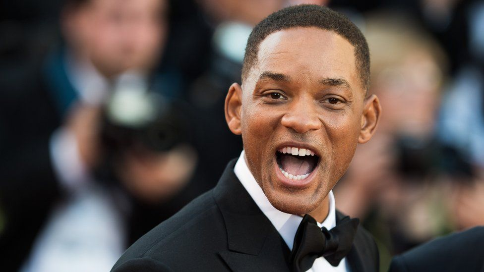 Will Smith at Cannes