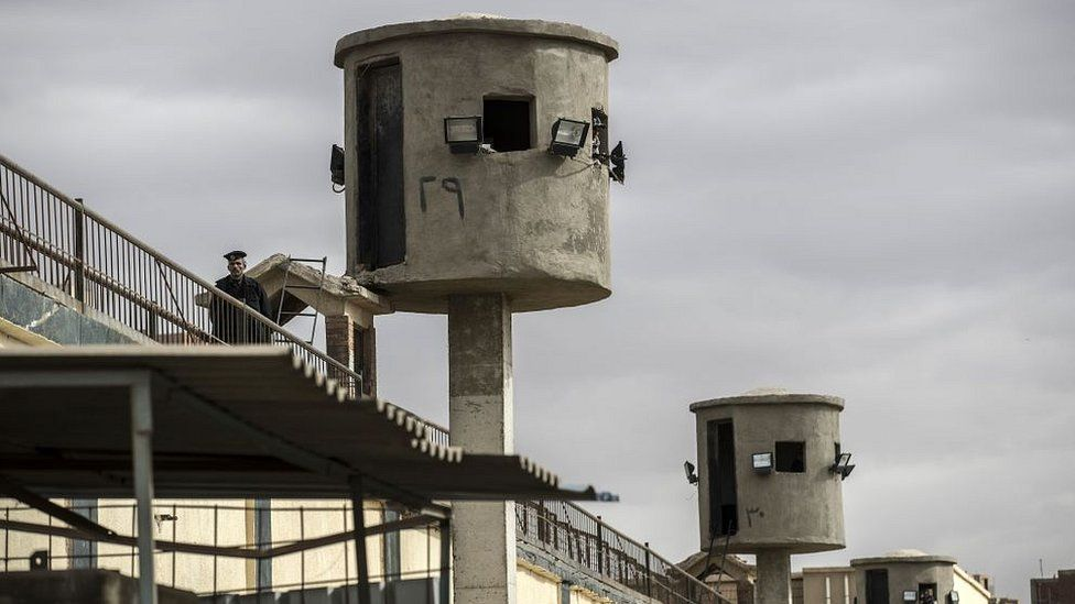 Tora prison, Cairo