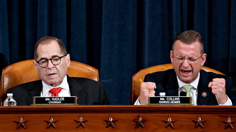 Jerry Nadler and Doug Collins