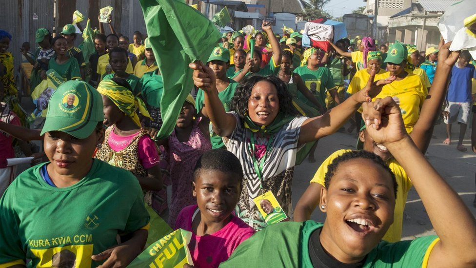 Celebrating CCM supporters