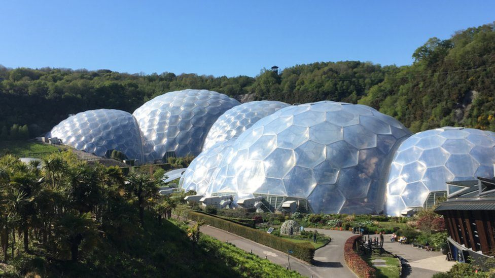 Eden Project secures funds for geothermal power plant
