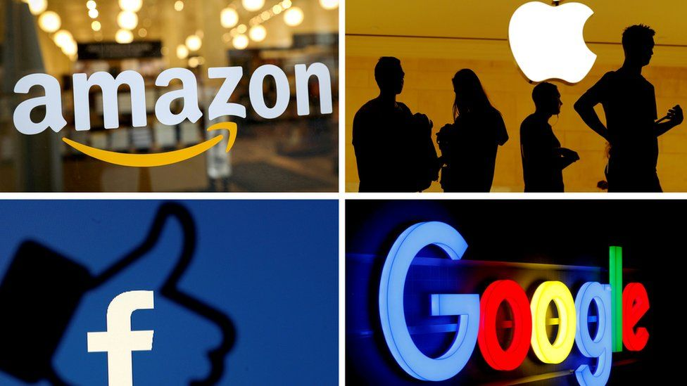 Google, Facebook and Amazon face new UK regulator thumbnail