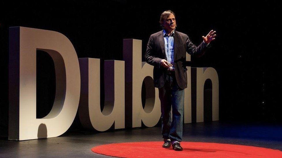 Constantin Gurdgiev, an economics professor at Trinity College in Dublin