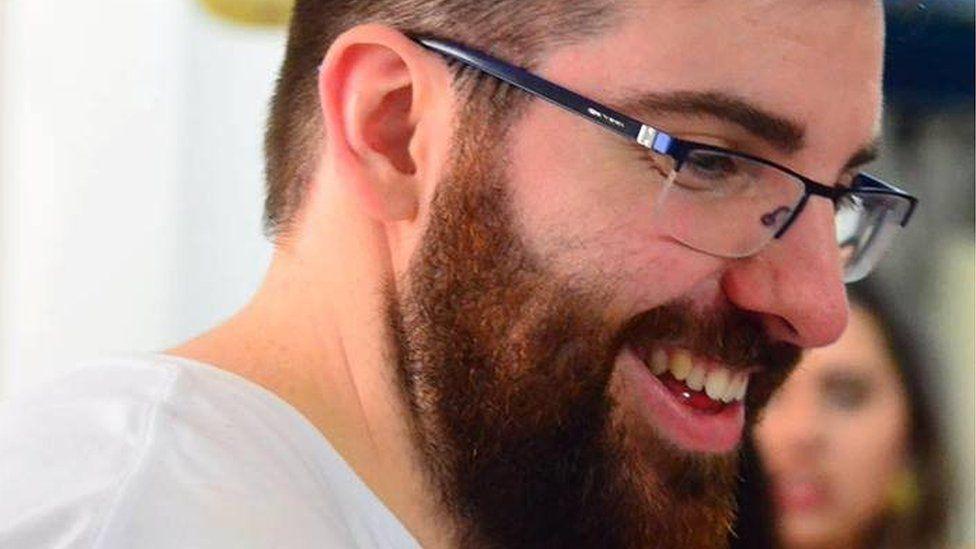 File picture of reporter Andre Podiacki