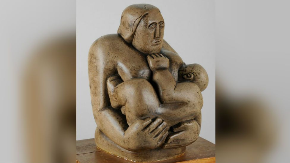 Maternity by Henry Moore