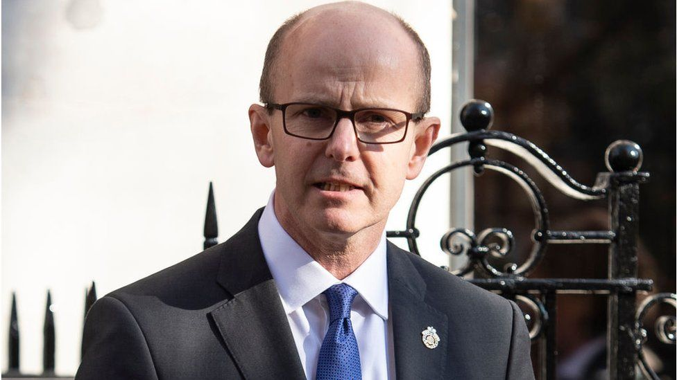 GCHQ director Jeremy Fleming
