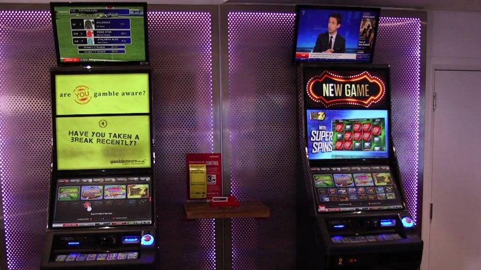 Gaming machines