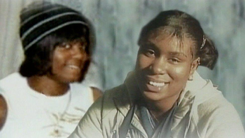 Charlene Ellis, 18 and Letisha Shakespeare, 17