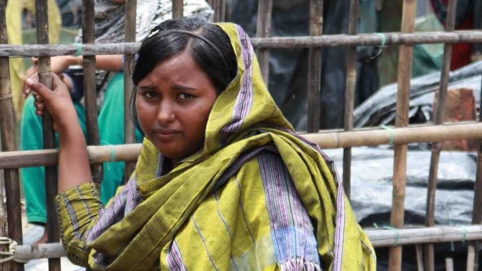 How climate change could be causing miscarriages in Bangladesh - BBC