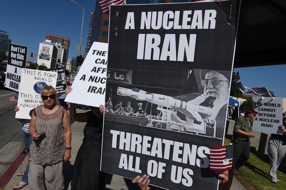 Protest in LA