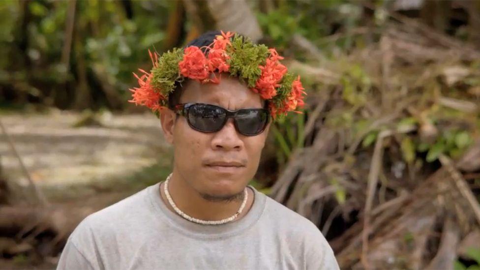 Islander of Pingelap