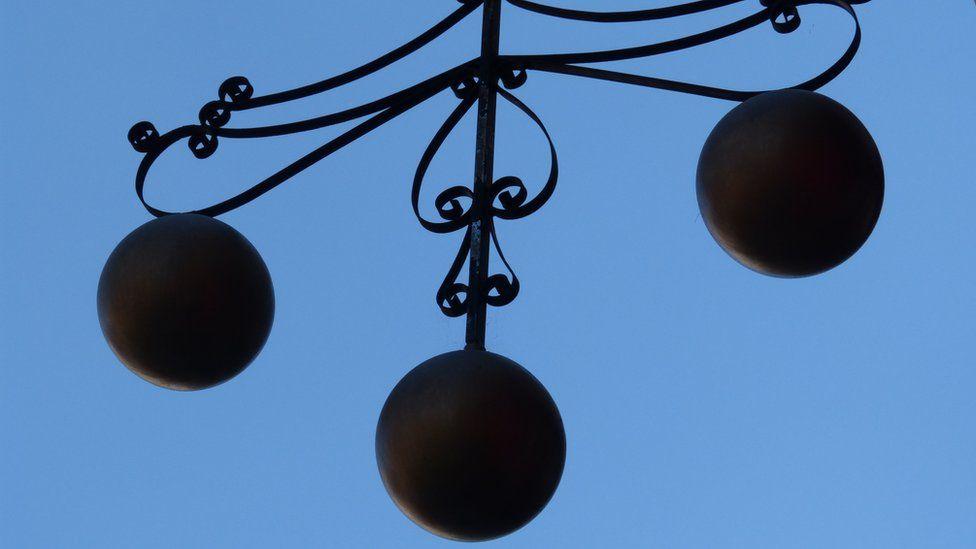 pawnbroking balls
