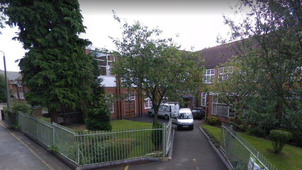 St Nicholas Primary School in Kenilworth