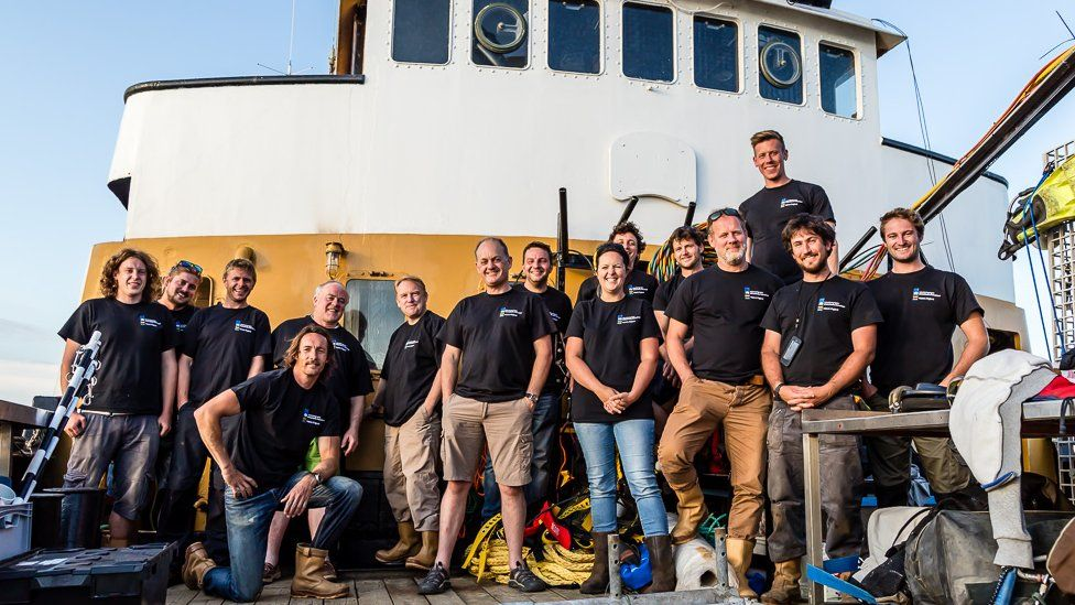 The #Rooswijk 1740 Project team