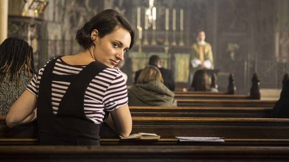 Phoebe Waller-Bridge as Fleabag