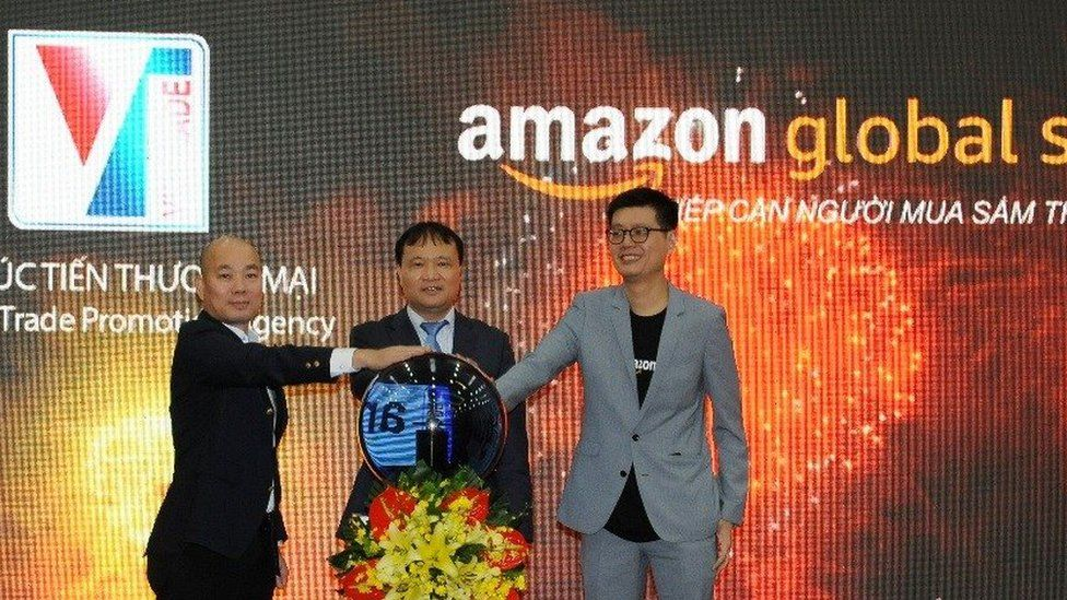 Tin Amazon 'vào Việt Nam' chỉ có doanh nghiệp quan tâm? - BBC News